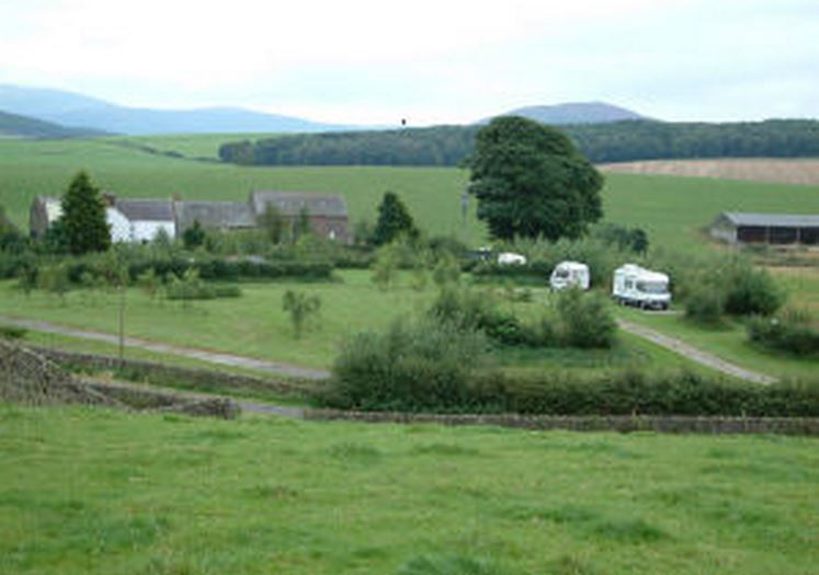 Dalbeattie Camp sites Caravan Sites
